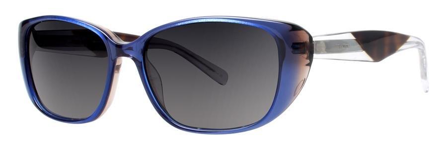 Vera Wang V420 Blueberry Sunglasses Size53-15-135.00