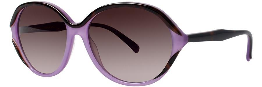Vera Wang V422 Lilac Tortoise Sunglasses Size55-15-135.00