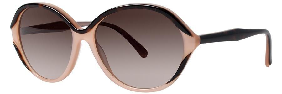 Vera Wang V422 Pink Tortoise Sunglasses Size55-15-135.00