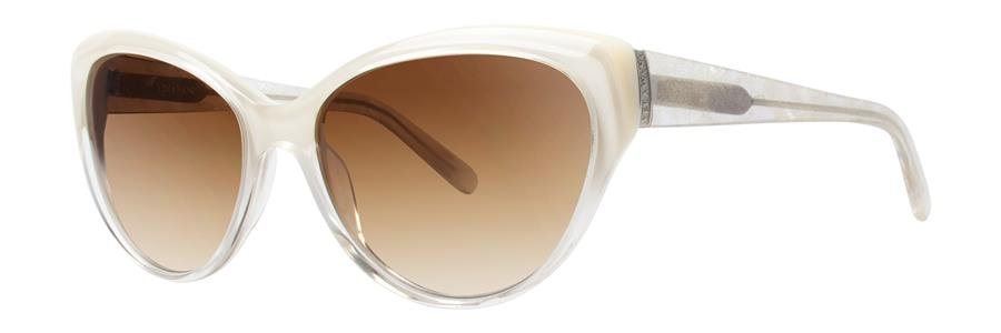 Vera Wang V425 Creme Gradient Sunglasses Size57-17-138.00