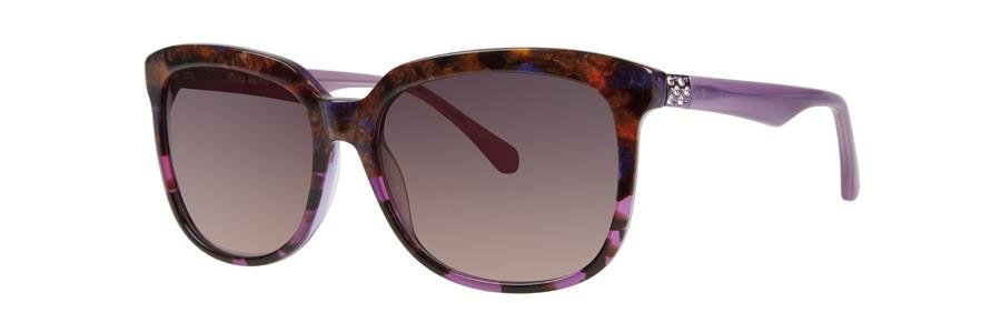 Vera Wang V426 Wine Sunglasses Size56-17-130.00