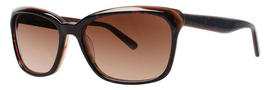 Vera Wang V427 Tortoise Sunglasses Size56-17-140.00