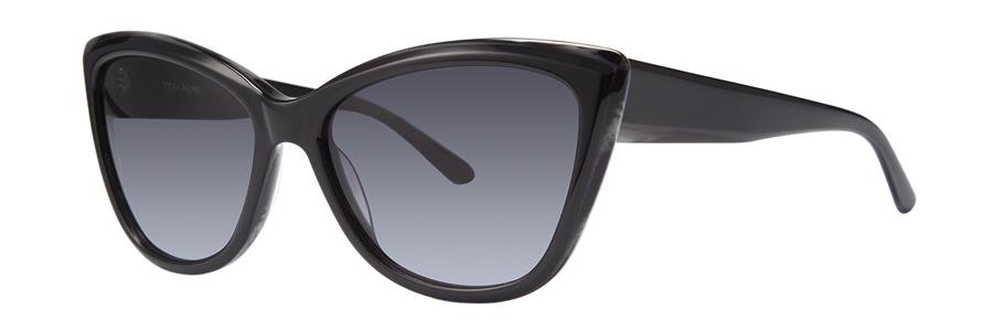 Vera Wang V433 Black Sunglasses Size57-16-135.00