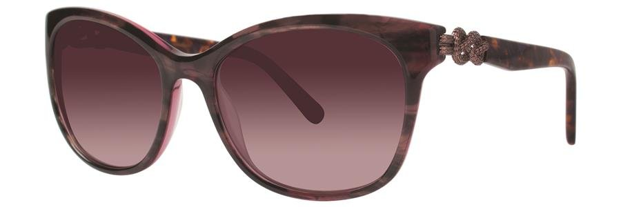 Vera Wang V439 Purple Sunglasses Size55-17-135.00