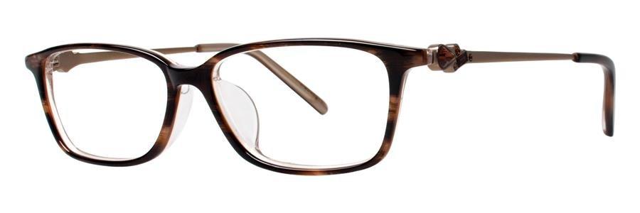 Vera Wang VA03 Horn Eyeglasses Size54-14-145.00