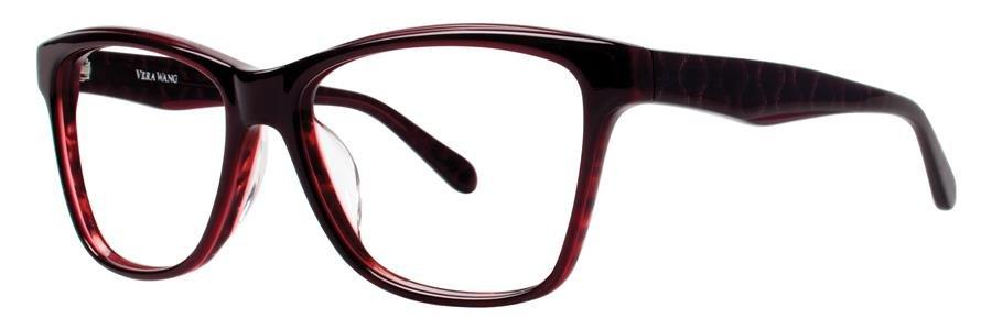Vera Wang VA04 Crimson Eyeglasses Size53-15-133.00