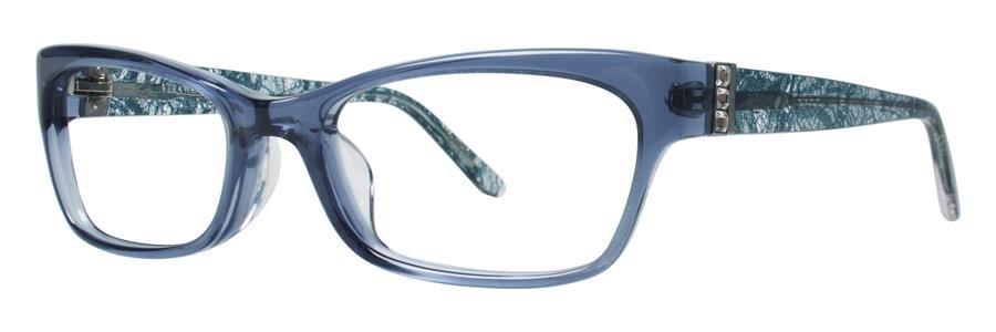 Vera Wang VA05 Navy Eyeglasses Size53-18-135.00