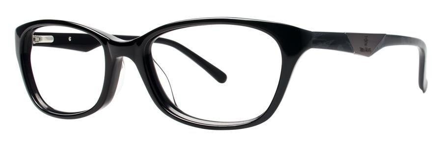 Vera Wang VA06 Black Eyeglasses Size51-17-135.00