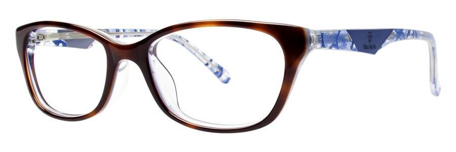 Vera Wang VA06 Tortoise Eyeglasses Size51-17-135.00