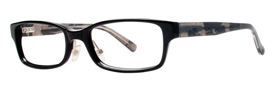 Vera Wang VA08 Black Eyeglasses Size51-17-135.00