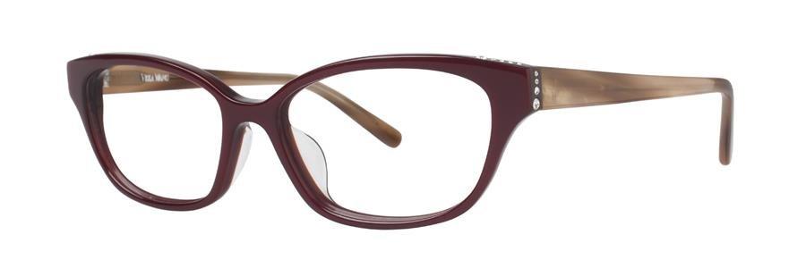 Vera Wang VA12 Ruby Eyeglasses Size53-16-135.00