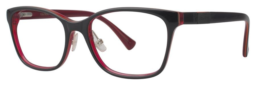 Vera Wang VA14 Cranberry Eyeglasses Size52-16-135.00