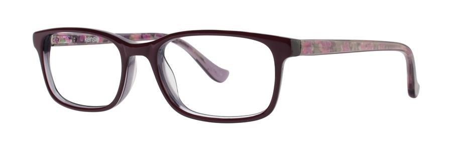kensie VACATION Purple Eyeglasses Size49-16-130.00
