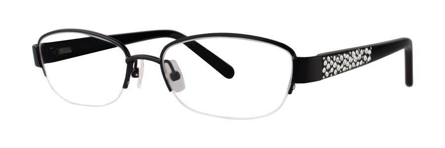 Vera Wang VALRAE Black Eyeglasses Size51-17-130.00