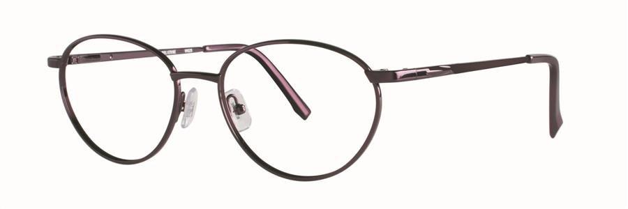 Wolverine W025 Maroon Eyeglasses Size56-17-145.00