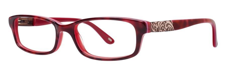 Timex WANDERER Burgundy Eyeglasses Size51-17-130.00