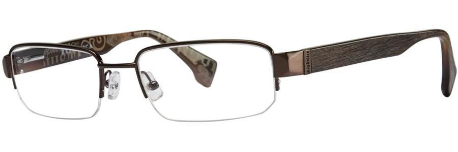 Republica WARSAW Brown Eyeglasses Size53-18-135.00