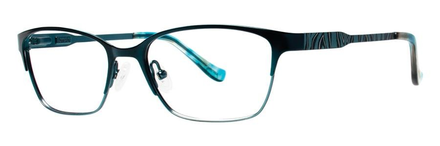 kensie WILD Emerald Eyeglasses Size52-16-140.00