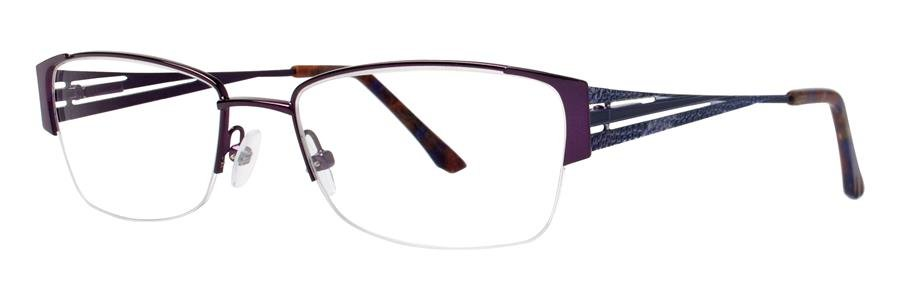 Dana Buchman WILONA Wine Eyeglasses Size51-18-132.00