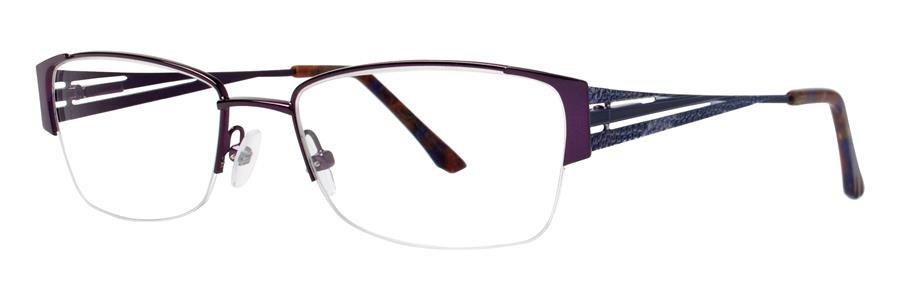 Dana Buchman WILONA Wine Eyeglasses Size53-18-135.00