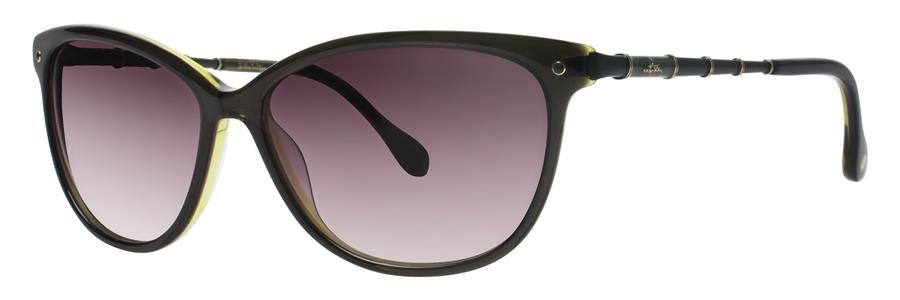 Lilly Pulitzer WORTH Green Sunglasses Size56-14-135.00