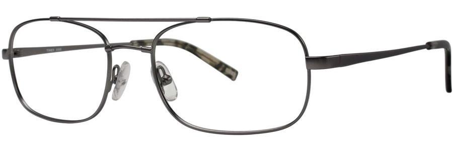 Timex X008 Gunmetal Eyeglasses Size54-19-145.00