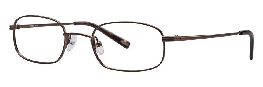 Timex X018 Brown Eyeglasses Size47-20-135.00