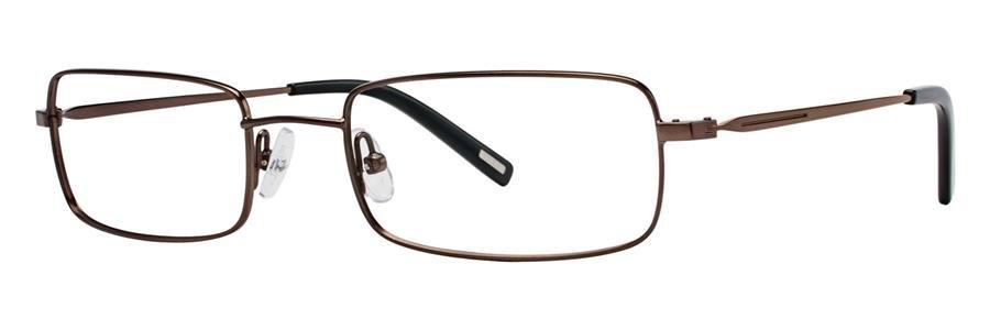 Timex X019 Brown Eyeglasses Size52-20-137.00
