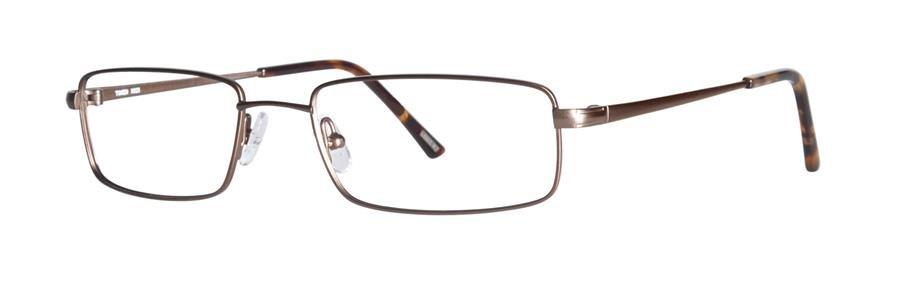 Timex X023 Brown Eyeglasses Size52-18-135.00
