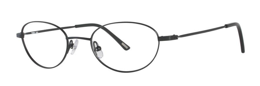 Timex X024 Black Eyeglasses Size47-19-140.00