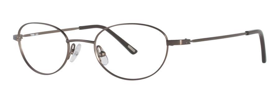 Timex X024 Brown Eyeglasses Size45-19-135.00