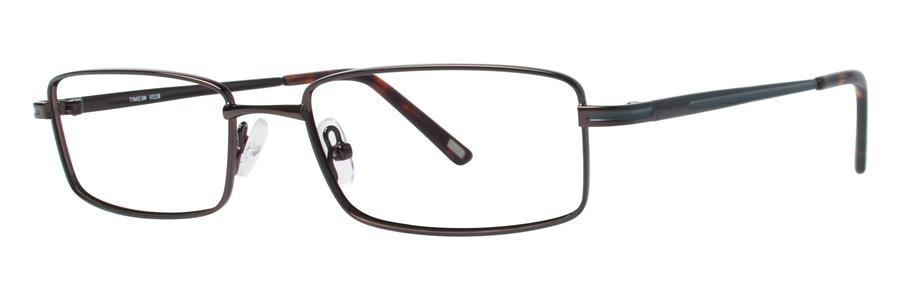 Timex X028 Brown Eyeglasses Size54-18-140.00