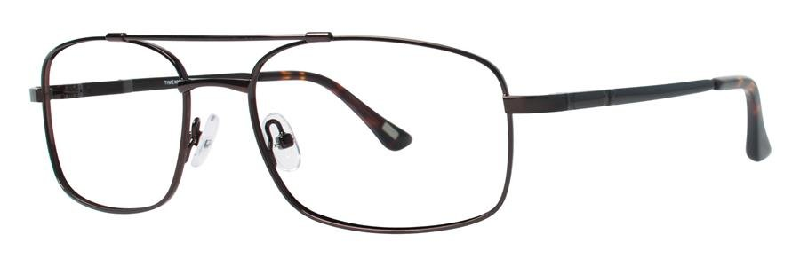 Timex X029 Brown Eyeglasses Size57-18-145.00