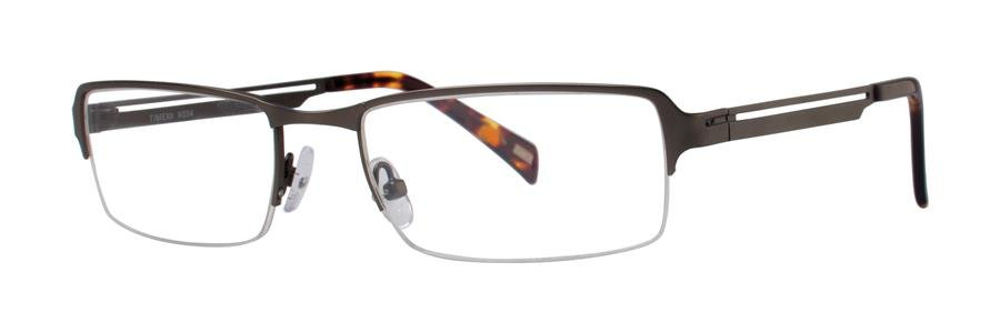 Timex X034 Gunmetal Eyeglasses Size54-18-145.00