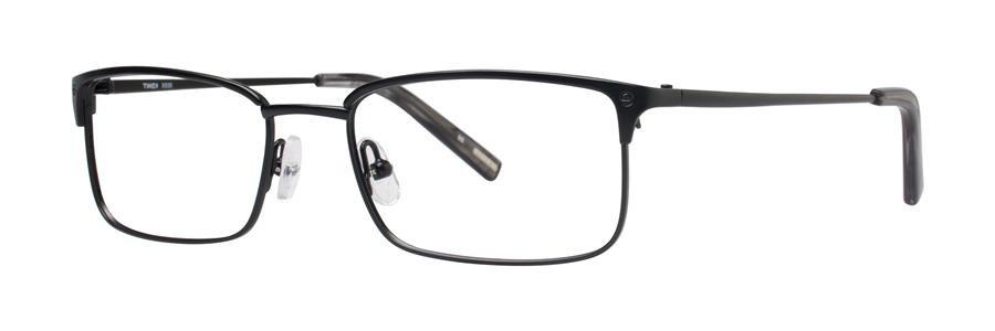 Timex X035 Black Eyeglasses Size52-18-135.00