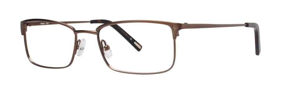 Timex X035 Brown Eyeglasses Size52-18-135.00
