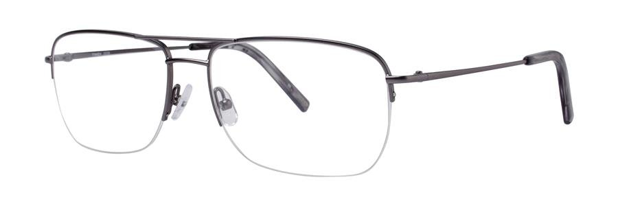 Timex X036 Gunmetal Eyeglasses Size57-17-145.00