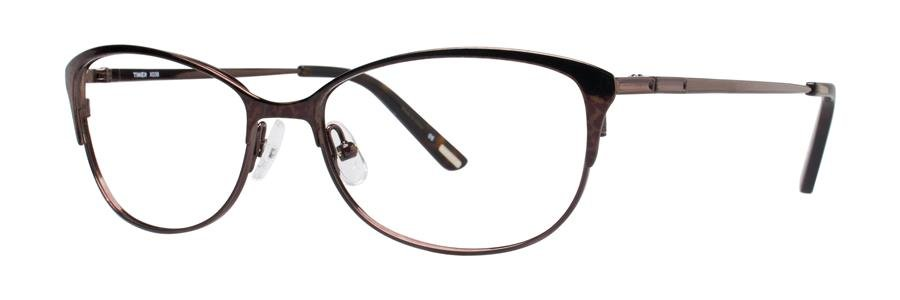 Timex X038 Brown Eyeglasses Size52-16-135.00