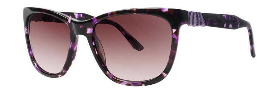 Dana Buchman ZEVA Wine Tortoise Sunglasses Size53-18-135.00