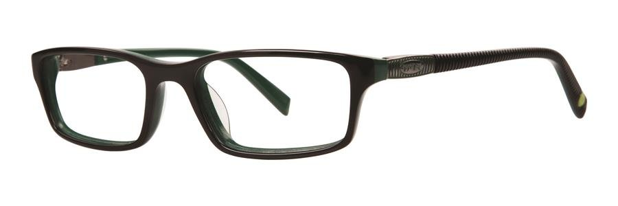 Timex ZIP-LINE Black Eyeglasses Size48-16-130.00