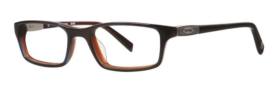 Timex ZIP-LINE Navy Eyeglasses Size46-16-125.00