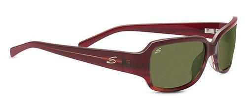Serengeti Annalisa Red Taupe  Sunglasses