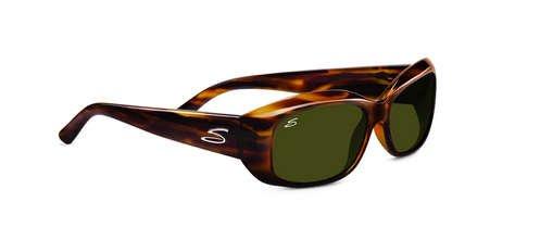 Serengeti Bianca Dark Stripe  Sunglasses