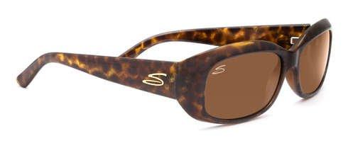 Serengeti Bianca Glitter Tortoise  Sunglasses