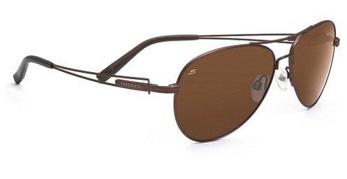 Serengeti Brando Velvet Espresso  Sunglasses