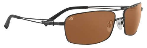 Serengeti Dante Black Pearl  Sunglasses