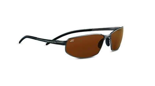 Serengeti Granada Metallic Gun  Sunglasses