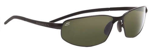 Serengeti Granada Satin Black  Sunglasses
