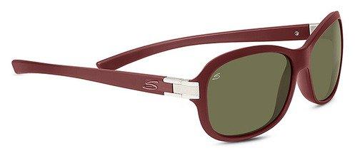 Serengeti Isola Sanded Wine  Sunglasses