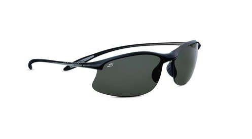 Serengeti Maestrale Black Sunglasses